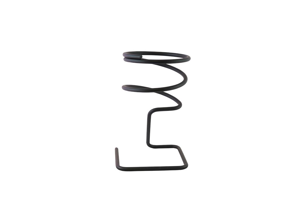 Molla sostegno vaso in filo metallico