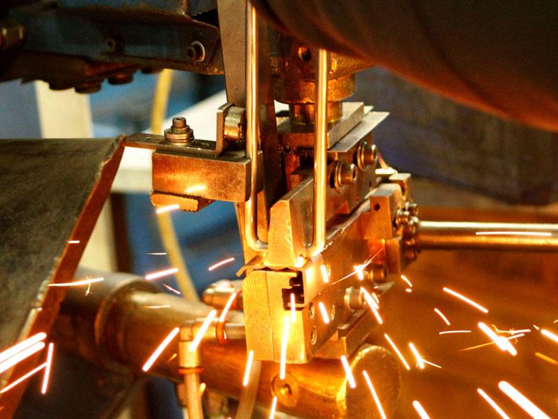 Saldatura filo metallico
