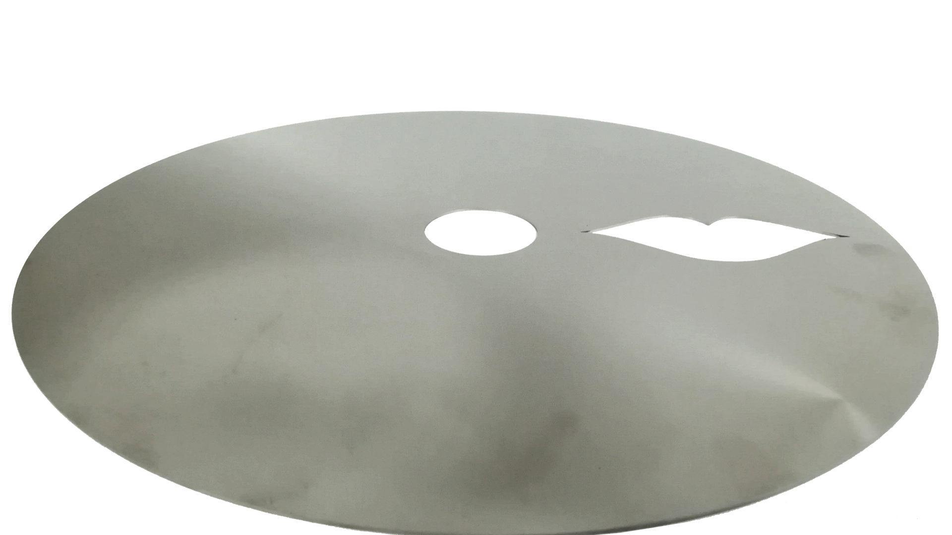 oggettistica lavorazione lamiera metallica